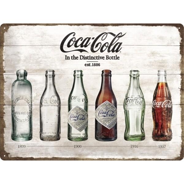 Coca Cola Different Bottles