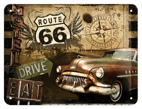 Route 66 Drive Eat