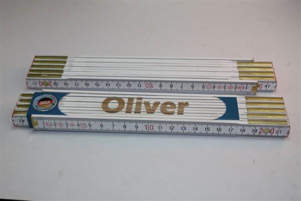Zollstock Oliver