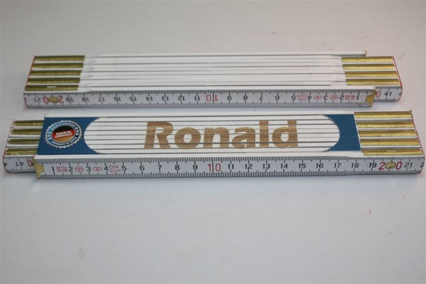 Zollstock Ronald
