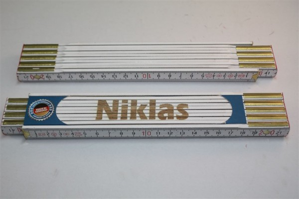 Zollstock Niklas