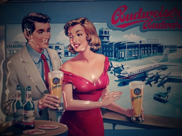 Budweiser Flughafen