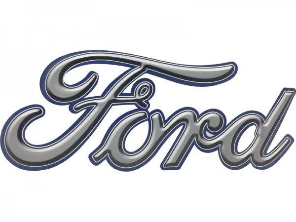 Ford Schriftzug Ford10