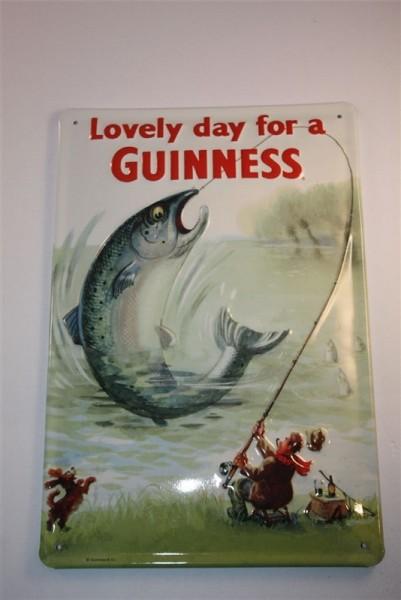 Guinness Lovely Day Fish