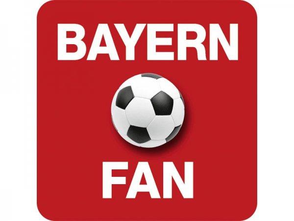 Untersetzer Bayern Fan Kultdeckel D06