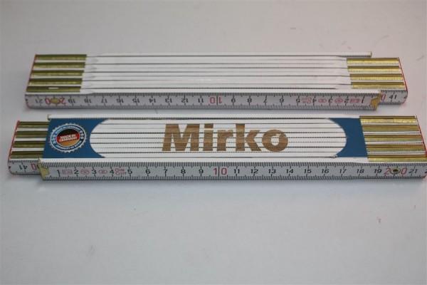 Zollstock Mirko