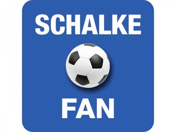 Untersetzer Schalke Fan Kultdeckel D09