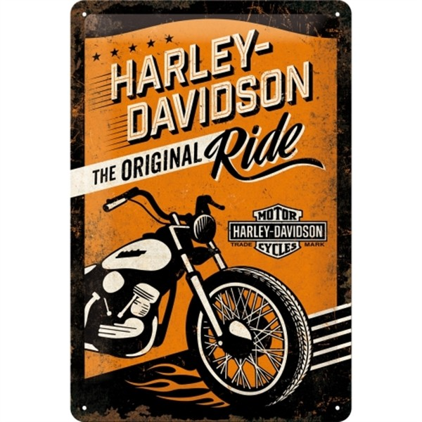 Harley Davidson Original Ride