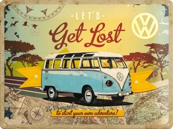 VW Bulli Get Lost