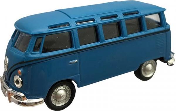 Bus Samba Blau