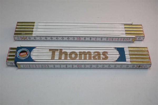 Zollstock Thomas