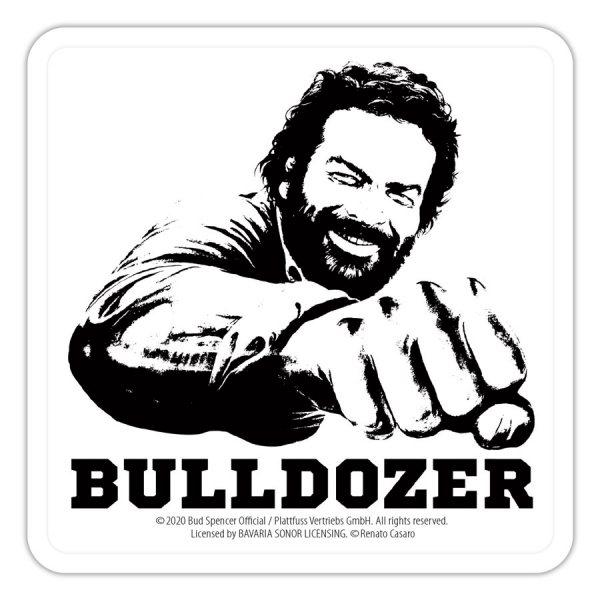 Kult-Deckel Bulldozer DC01