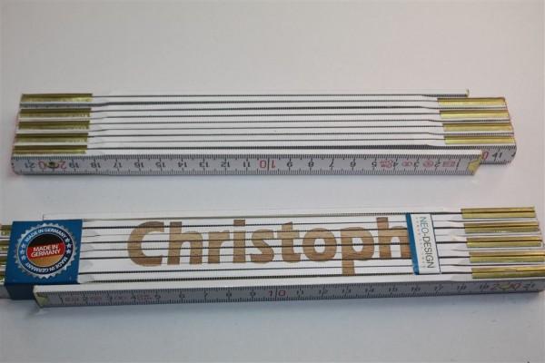 Zollstock Christoph