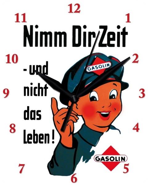 Nimm dir Zeit und nicht das Leben Gasolin