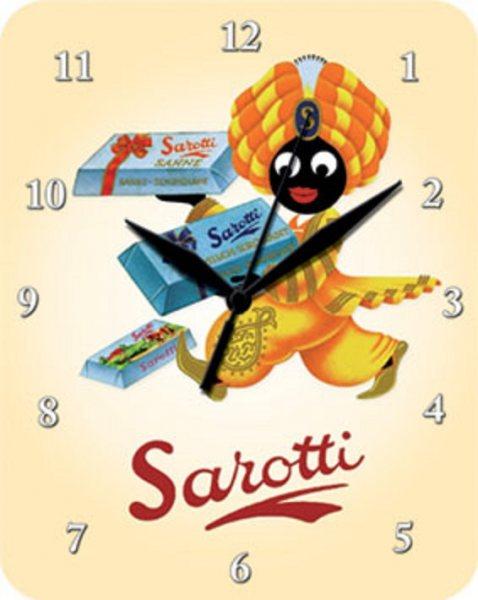 Sarotti gelb Uhr