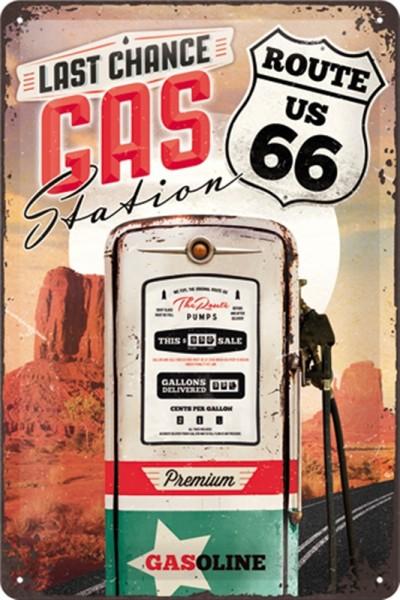 Last Chance Gas Route 66