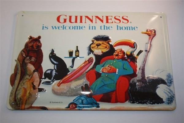 Guinness Tierfamilie