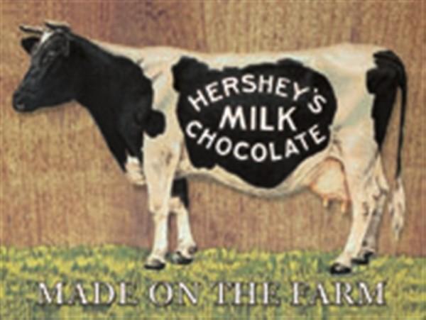 Hershey`s Milk Chocolate Kuh