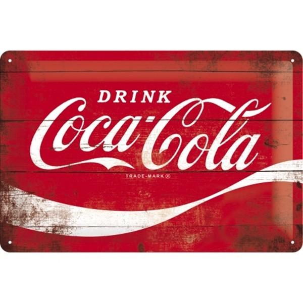 Coca Cola Klassisch Rot