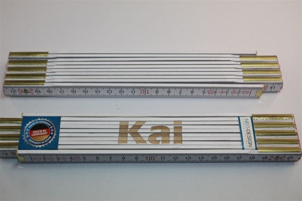 Zollstock Kai