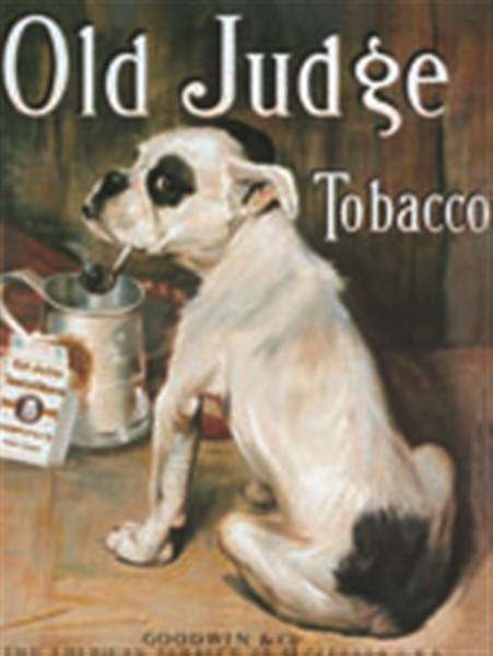 Old Judge Tobacco