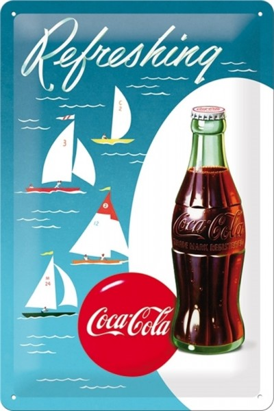 Coca Cola Segelschiffe