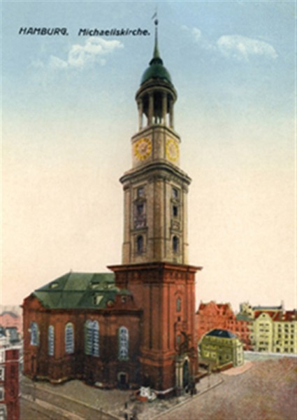 Michaeliskirche Hamburrg