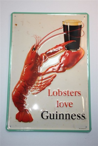 Guinness Lobsters