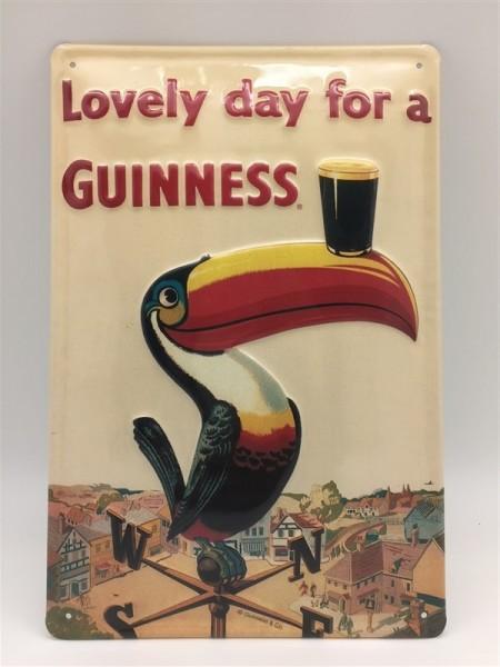 Guinness Lovely Day Tukan Windrose