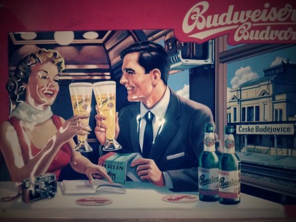 Budweiser Bahnhof