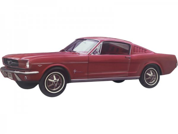 Ford Mustang Fastback Ford4