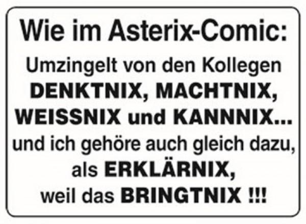 Asterix Comic