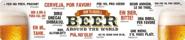 How to order a beer around the world