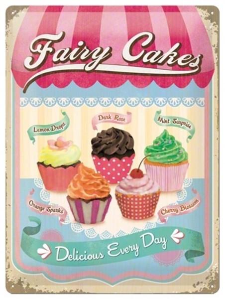 Fairy Cakes Hochkant