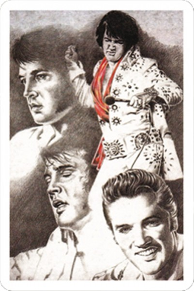 Elvis Collage