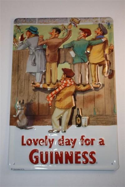 Guinness Lovely Day Fans