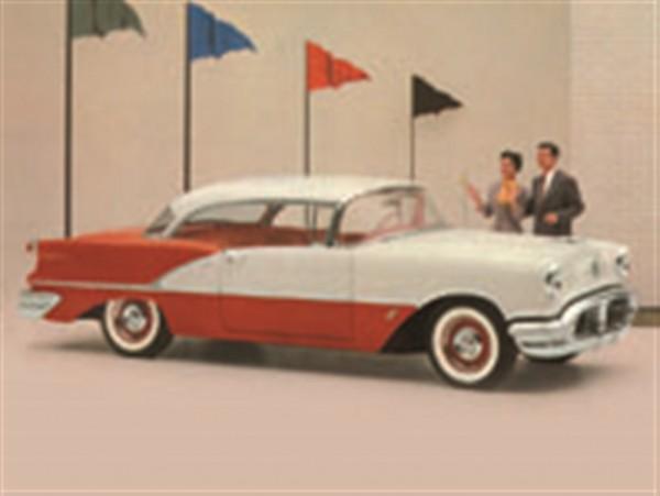 Amerika - Auto rot