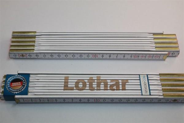 Zollstock Lothar