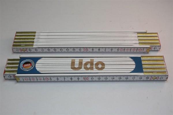 Zollstock Udo