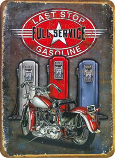 Full Service Gasoline