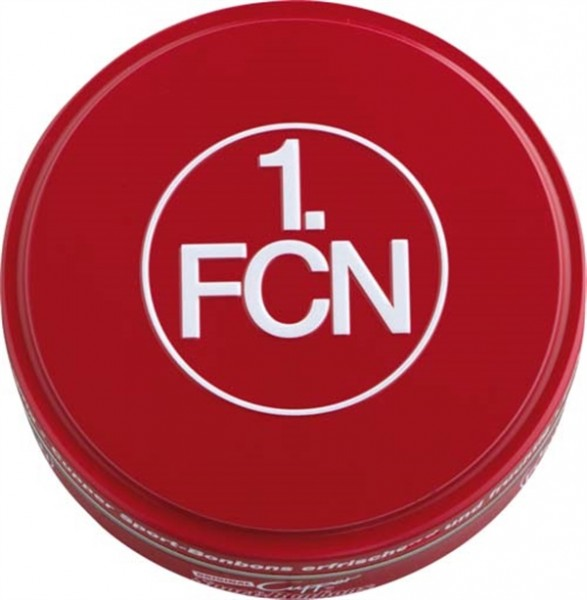 Bonbon Fan Dose 1.FC Nürnberg