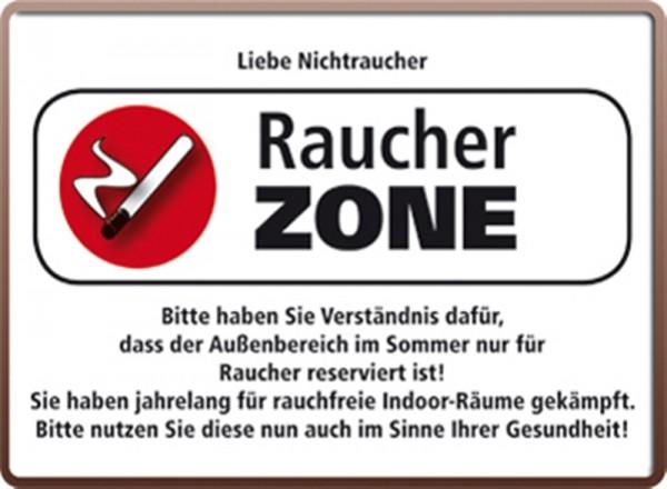 Raucher Zone