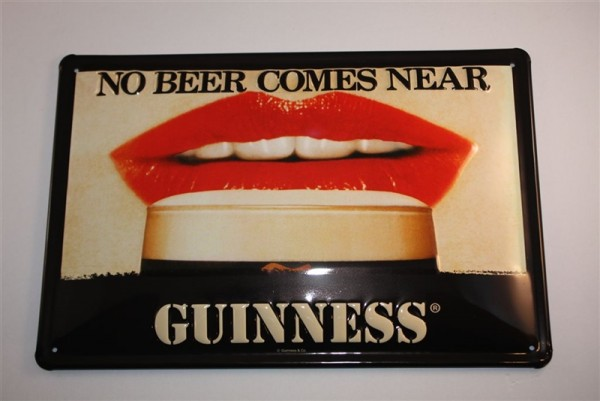 Guinness No Beer Mund