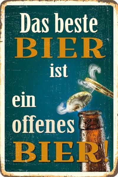 Das beste Bier ist ein offenes Bier