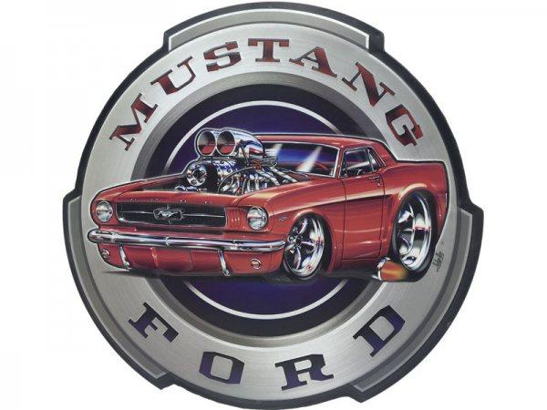 Mustang großer Motor Ford3
