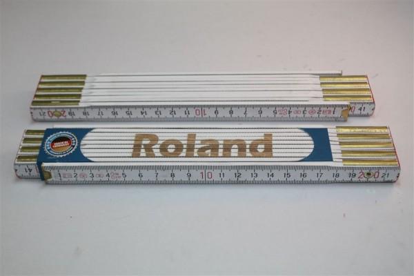 Zollstock Roland