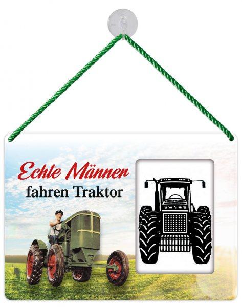 Kult-Rahmen Traktor KR048