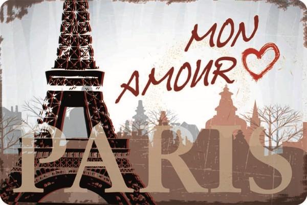 Mon Amour Paris Frankreich