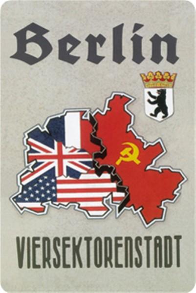 Berlin Viersektorenstadt