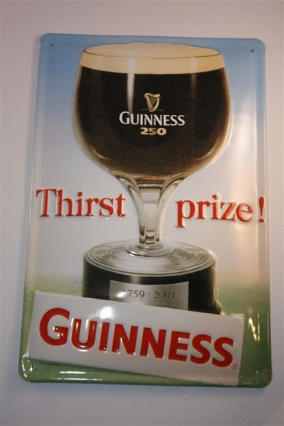 Guinness Thirst Prize